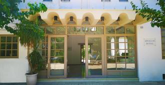 Apollon Hotel - Agios Nikolaos - Building