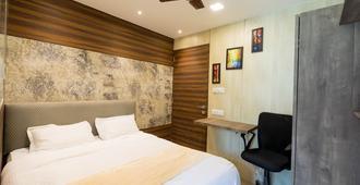 Bombay Rooms Andheri - Midc - מומבאי - חדר שינה