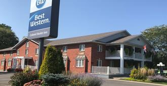 Best Western Colonel Butler Inn - Niagara-on-the-Lake - Κτίριο