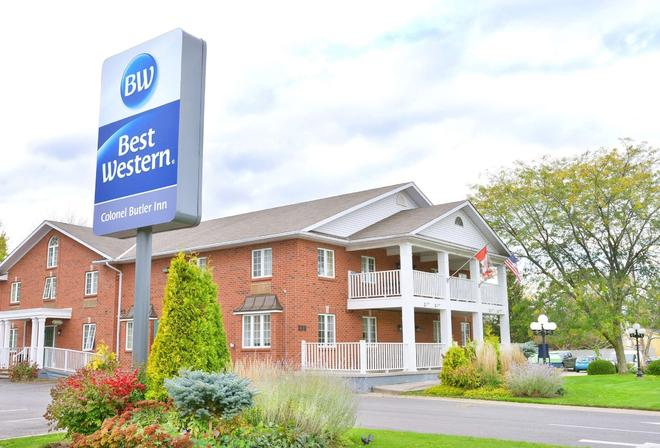 Best Western Colonel Butler Inn - Niagara-on-the-Lake - Building