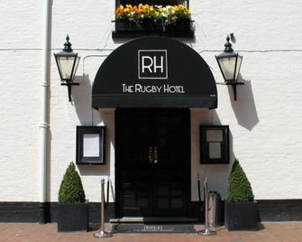 The Rugby Hotel - Rugby - Building