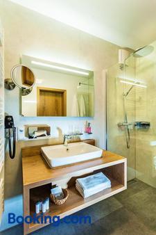 Waldhotel Kreuztanne - Neuhausen - Bathroom