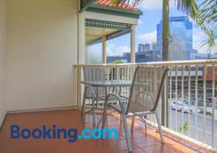 Toowong Central Motel Apartments - Brisbane - Balcony