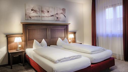 Himmel-Landshut-Hotel-Restaurant-Cafe - Landshut - Bedroom