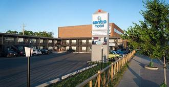 Centro Motel - Calgary - Edifício