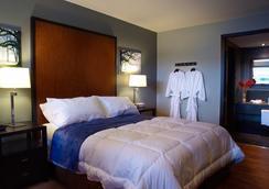 Centro Motel - Calgary - Makuuhuone