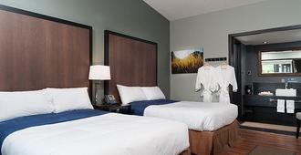 Centro Motel - Calgary - Phòng ngủ