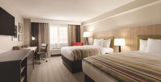 Country Inn & Suites by Radisson Bakersfield, CA - בייקרספילד - חדר שינה