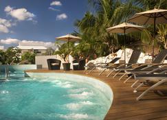 ساندوس كاراكول إيكو ريزورت -سيليكت كلوب -للبالغين فقط - شامل جميع االخدمات - بلايا ديل كارمين - حوض السباحة