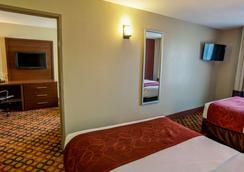 Comfort Suites Airport - Charlotte - Bedroom