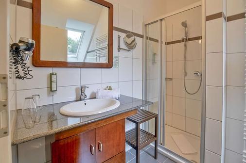 Hotel Worpsweder Tor - Worpswede - Bathroom