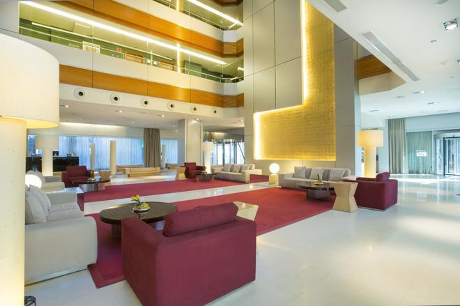 Hotel Nuevo Madrid - Madrid - Lobby