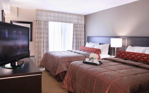 Admiral Inn Burlington - Burlington - Bedroom