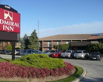 Admiral Inn Burlington - Burlington - Κτίριο