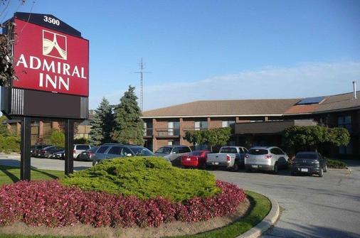 Admiral Inn Burlington - Burlington - Building