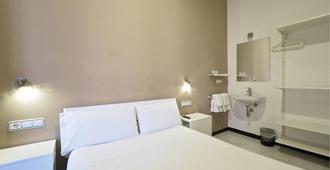 Pensión Peiró - Barcellona - Camera da letto