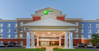 Holiday Inn Express & Suites Charlotte- Arrowood - Charlotte - Toà nhà