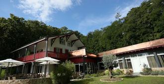 Chez Maman - Genf - Gebäude