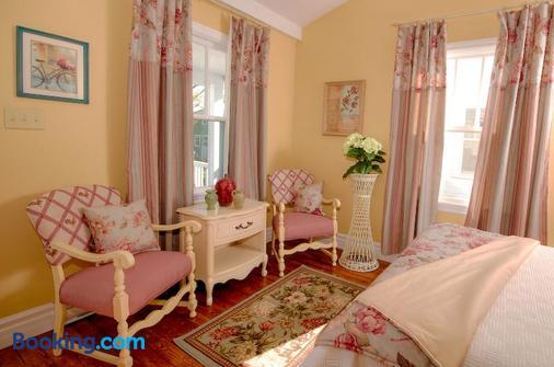 Telegraph House - Baddeck - Sala de estar