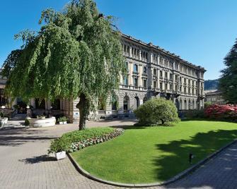Palace Hotel - Комо - Здание