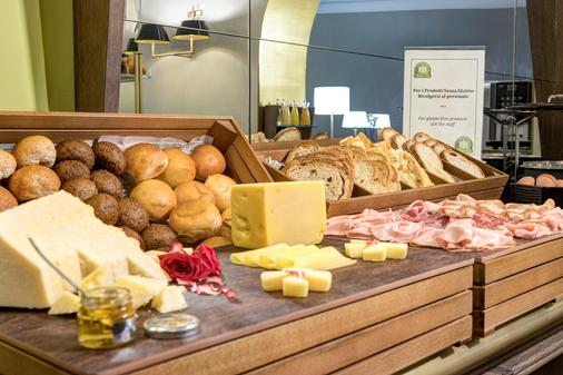 The K Boutique Hotel - Rome - Buffet