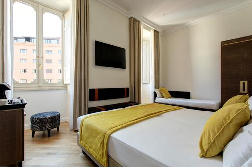 The K Boutique Hotel - Rome - Phòng ngủ