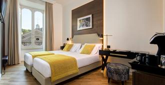 The K Boutique Hotel - Rom - Schlafzimmer