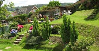 Coombe Bank Guest House - Sidmouth - Outdoor view