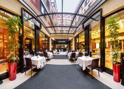 جراند ماجيستيك هوتل براج - براغ - مطعم
