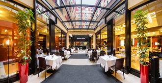 Grand Majestic Hotel Prague - Praga - Restaurante