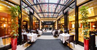 Grand Majestic Hotel Prague - פראג - מסעדה