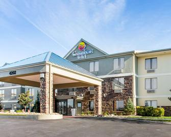 Comfort Inn - Franklin - Building