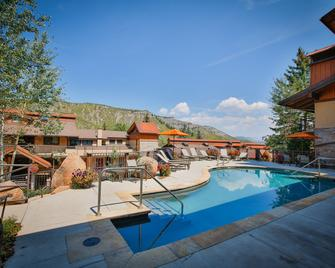 The Crestwood Condominiums - Snowmass Village - Pool