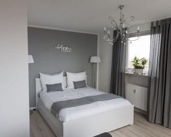 Ansbachs City Apartment - Ansbach - Slaapkamer