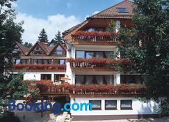 Hotel Sonnenhof - Bad Sachsa - Gebäude
