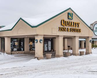 Quality Inn & Suites - Брейнерд - Building