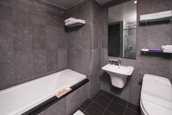 Hotel Leo - Jeju City - Μπάνιο