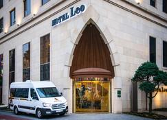 Hotel Leo - Чеджу - Здание