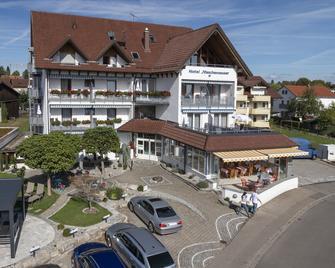 Hotel Meschenmoser - Langenargen - Gebouw