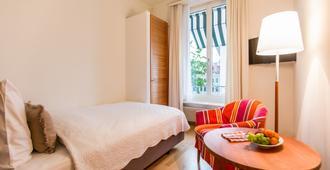 Hotel Seegarten - Zurich - Bedroom