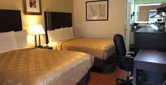 ロンバード プラザ モーテル - サンフランシスコ - 寝室