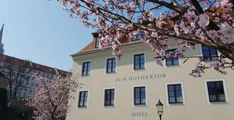 Garni Hotel Zum Hothertor - גרליץ - בניין