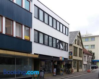 Ekirom - Egersund - Building
