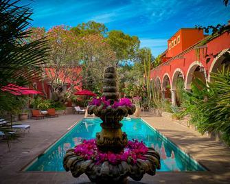 Hacienda de Los Santos - Alamos - Pool