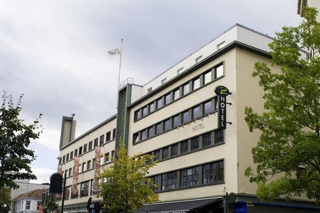City Living Sentrum Hotell - Trondheim - Building