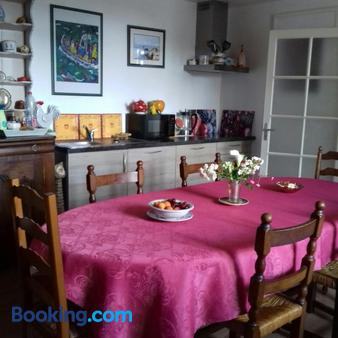 Ty Ana - Audierne - Dining room