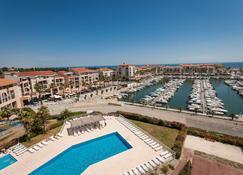 Résidence Port-Argelès - Argelès-sur-Mer - Pool