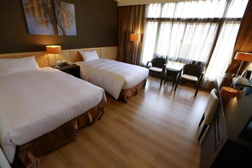 Lealea Garden Hotels-Moon Lake - Yuchi - Bedroom