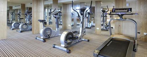 Lealea Garden Hotels-Moon Lake - Yuchi - Gym