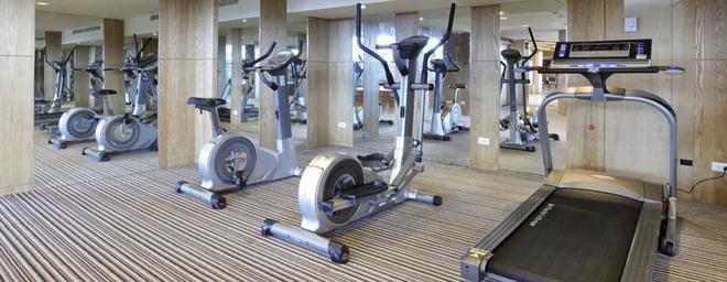 Lealea Garden Hotels-Moon Lake - Yuchi - Γυμναστήριο